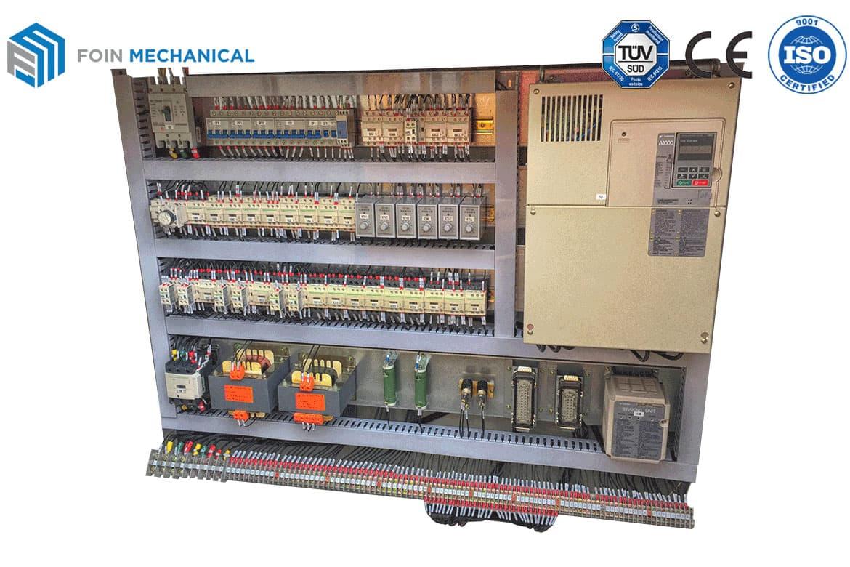 tower crane Contactor Conventional VFD Control System