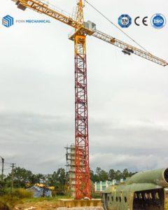Customize 3060-6T tower crane