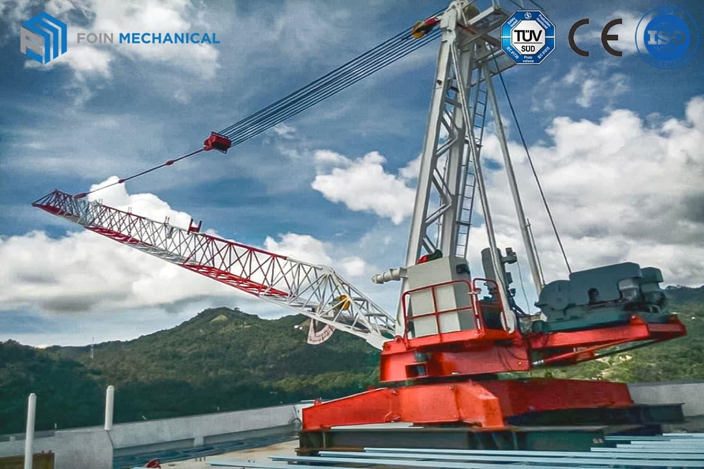 Derrick crane 4038-16T