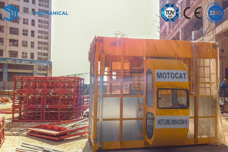 FOIN Hoist cage 2T
