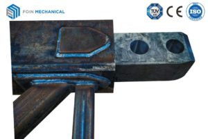 FOIN Semi-finished Products Mast Section