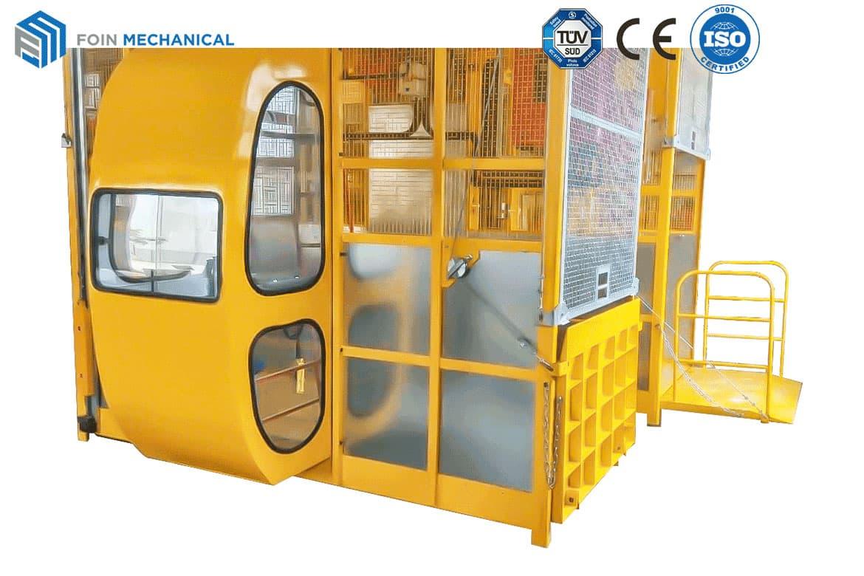 Hoist Cage stock
