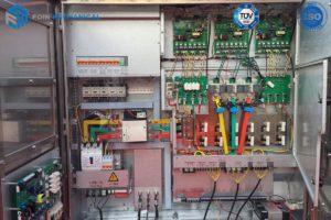 Tower Crane AI and VFD Control System