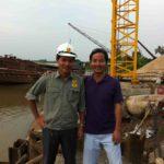 Handover FOIN Tower Crane to CLients