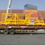 FOIN Tower Crane Import Customs Clearance