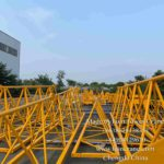 Foin Tower Crane Stock in Factory