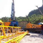 Tower Crane Transport and Handover FOIN